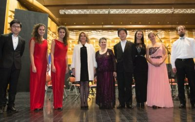 """Roma"", International Piano Competition 2014"