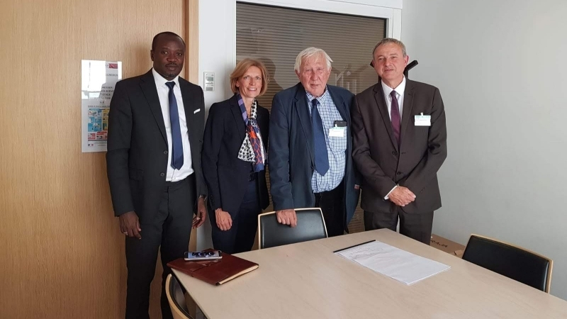 Support for the treatment of paediatric heart diseases discussed in Paris