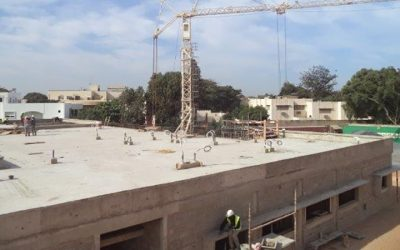 CCPC Dakar: Over 60% of Construction Completed