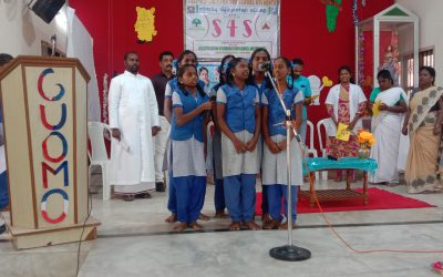 Covid -19 Outreach Program in Sendivakkam