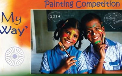 My Way, The Painting Competition