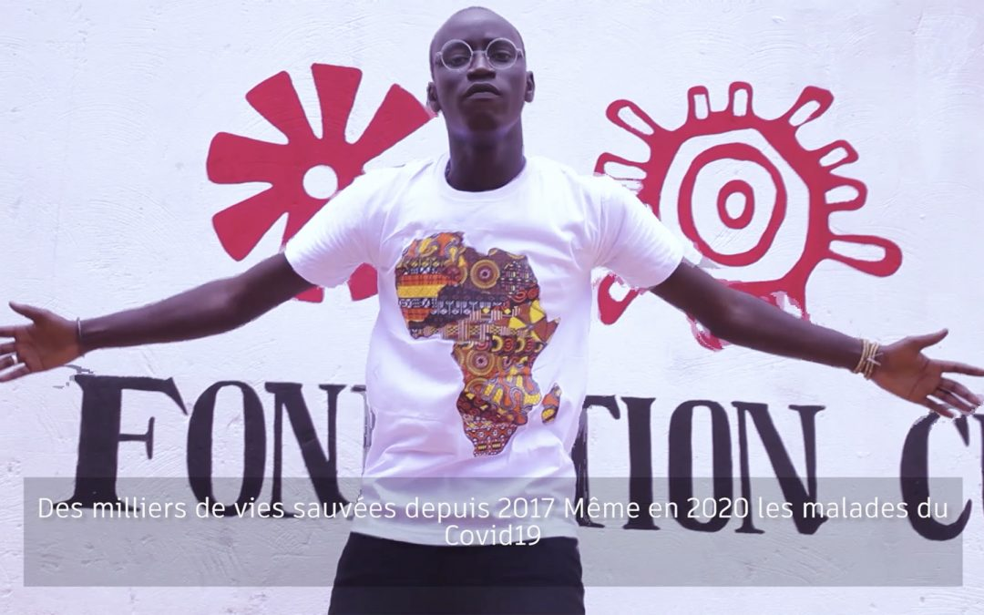 Rising Rap Star's Latest Music Video Celebrates The Foundation's Actions in Senegal and Beyond