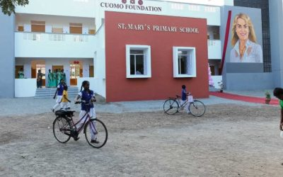 New Primary School in Tamil Nadu