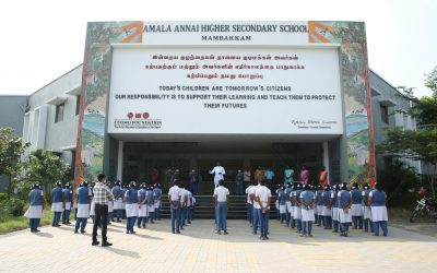 School doors finally open again just after Pongal festivities