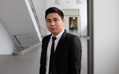 Vietnamese researcher funded by the Cuomo Foundation-IPCC Scholarship program gains place on Prestigious Fulbright (VSP)